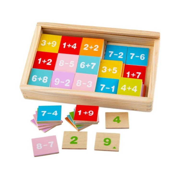 ADD AND SUBTRACT TILES BJ511