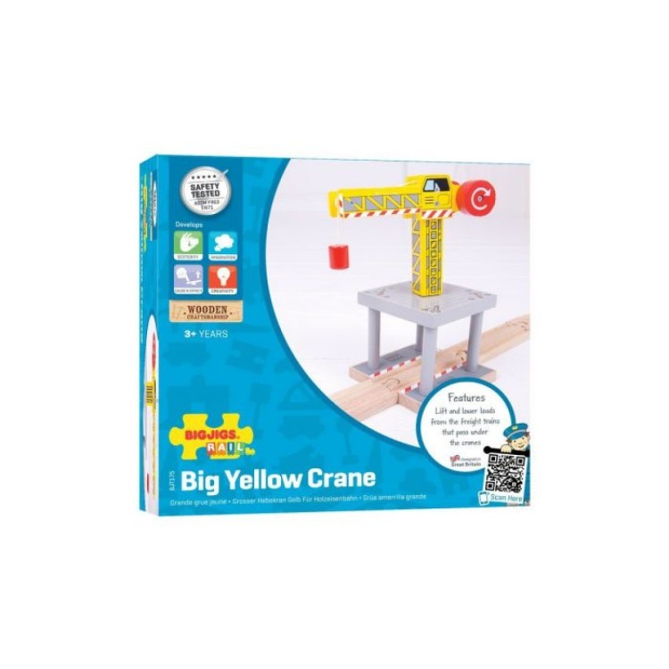 Big Yellow Crane BJT175