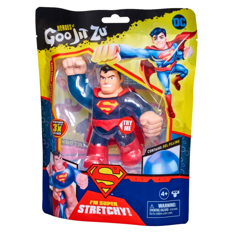 GooJit Zu Heroes Superman 41118