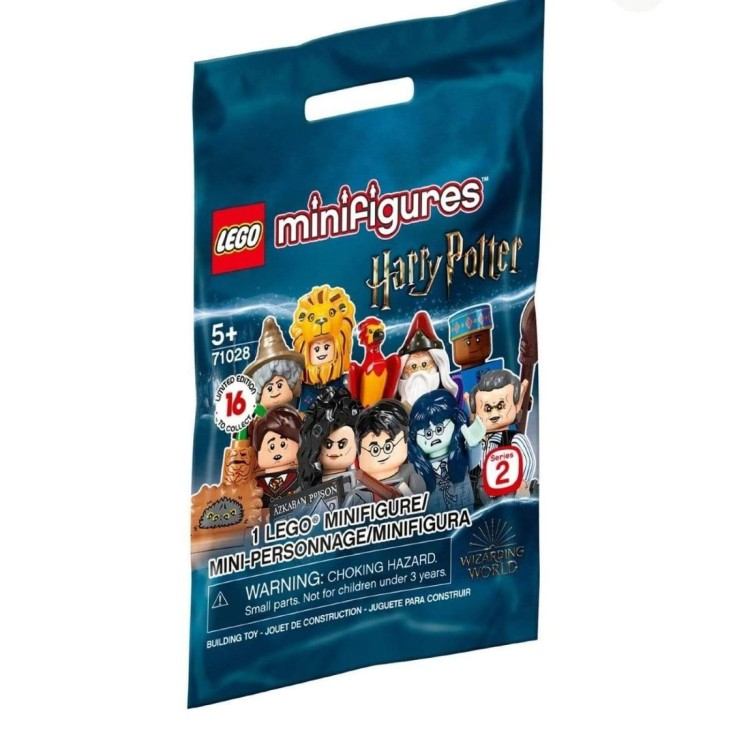 Minifigures Harry Potter S2