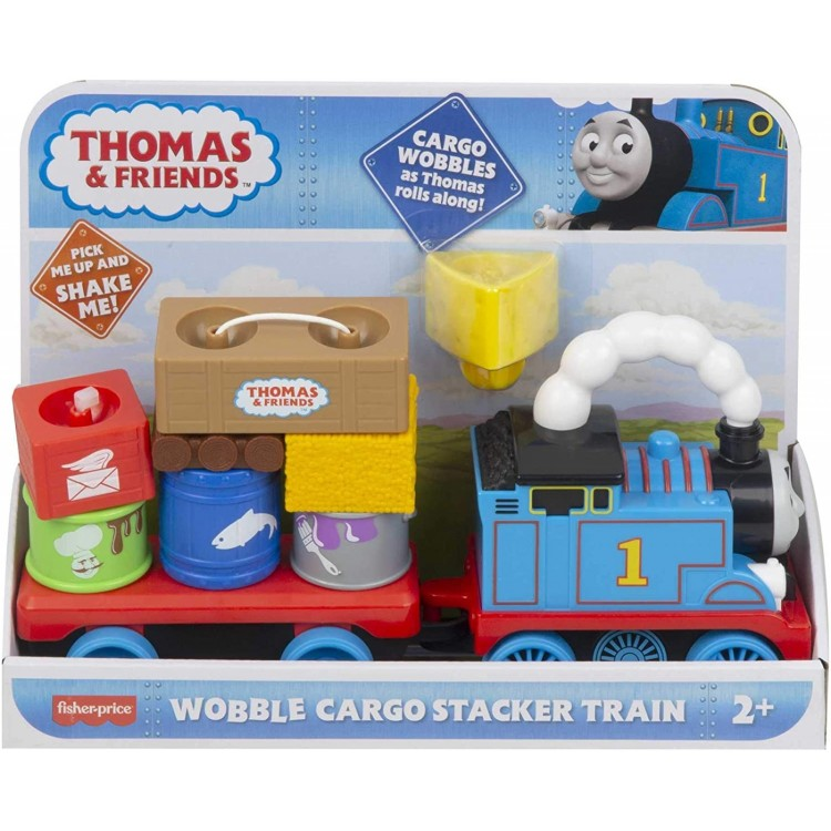 Thomas - Wobble Cargo Stacker Train