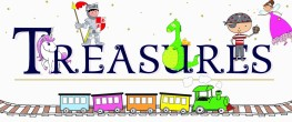 Treasures Toys Of Wetherby logo